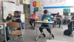 Atelier tricot en classe ulis