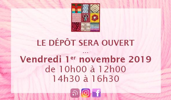 ouverture 1er novembre annelots